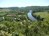 BEYNAC et CAZENAC - Vue sur la Dordogne