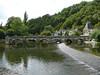 BRANTOME (24) - Pont sur la Dronne