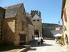 BEYNAC et CAZENAC - Entrée du chateau