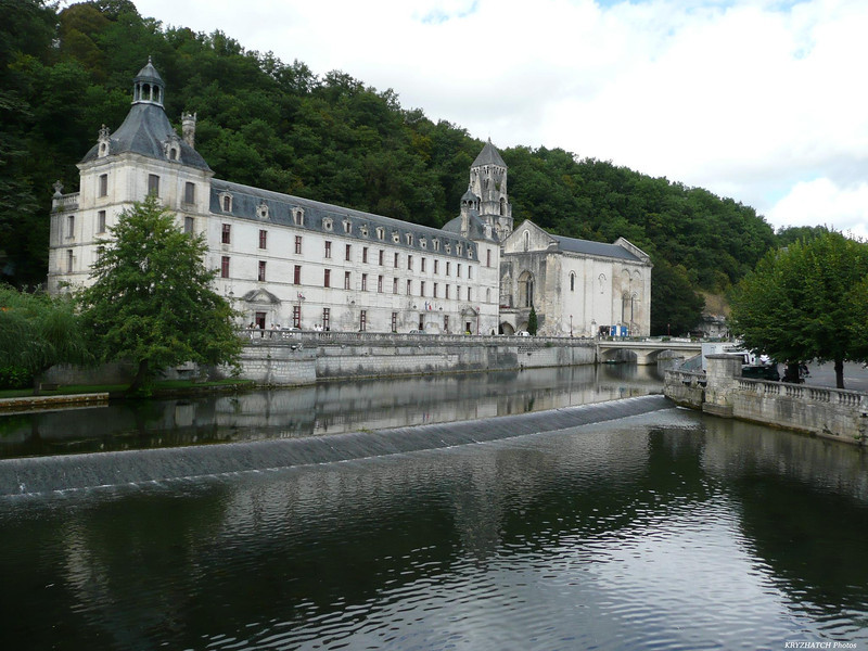 BRANTOME (24) - Ancienne abbaye
