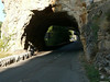 Tunnel sur les bord du Lot (D 653)