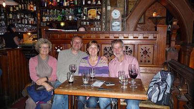 Typisch Ierse pub in Galway