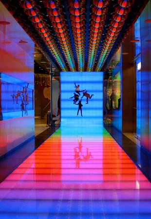 Las Vegas, Nevada, USA, The Mirage Casino,  The Beatles LOVE Show