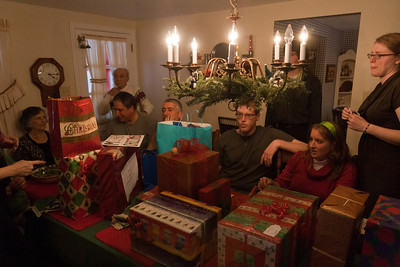 Gift Exchange: Serious business
