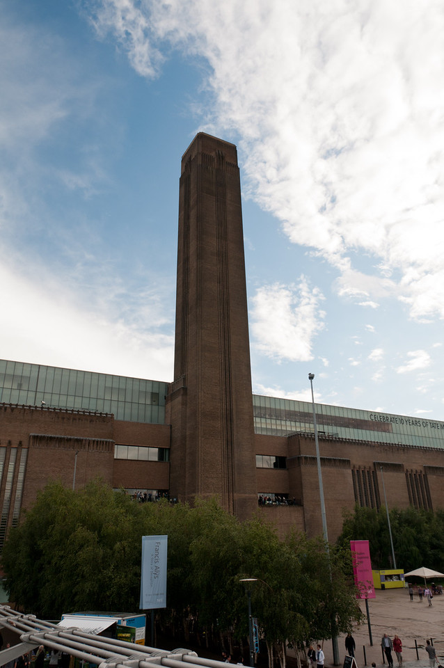 The Tate Modern. London, England.