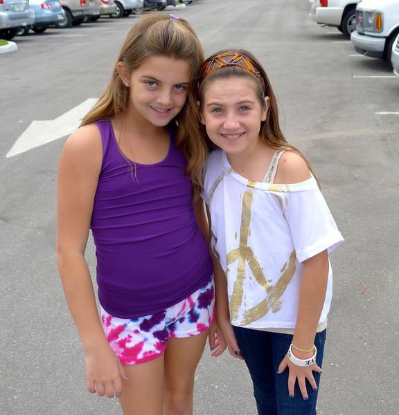 Morgan and Milana