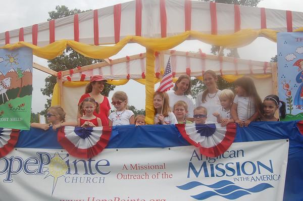 2010 4th of July Parade