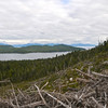 Ketchikan, view from Adventure Karts excursion