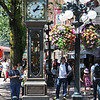 Steam clock, Gastown Vancouver.
