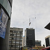 Bundgie jumping from Sky Tower, Auckland New Zealand. Not for me thanks.