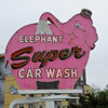 Ok I forgive Seattle for having a pink elephant since we have the pink poodle.