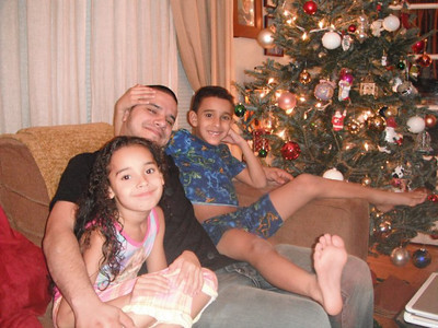 2010-Christmas with family