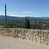 Panorama sur les Pyrénées depuis RENNES le CHATEAU