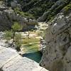 Rivière dans le gorges de GALAMUS