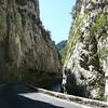 D 118 dans les gorges Saint GEORGES (11)