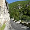 Route départementale 118 à USSON les Bains (66)