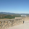 RENNES le CHATEAU - Panorama vers les Pyrénées