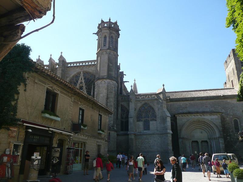 CARCASSONNE - Basilique Saint NAZAIRE