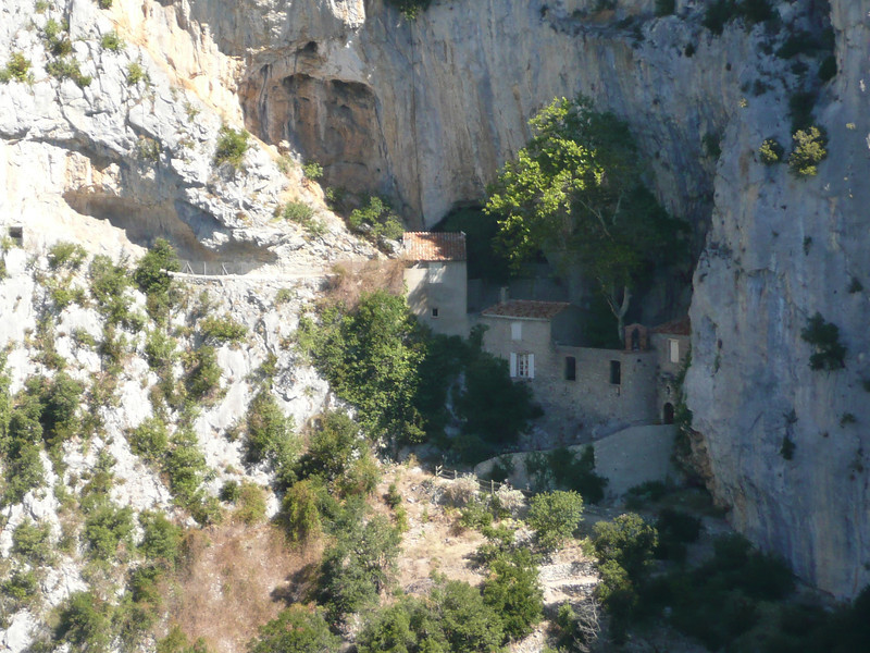 Hermitage de Saint ANTOINE de GALAMUS