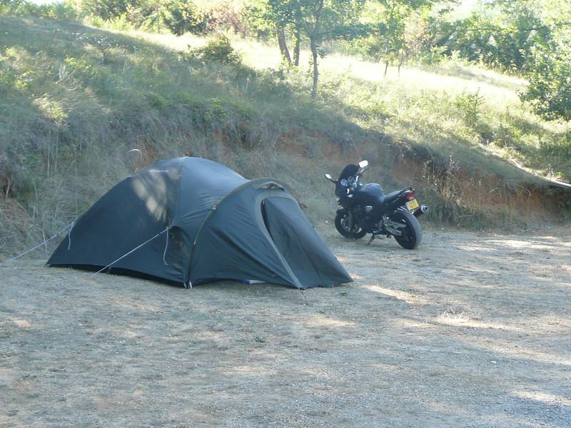 Camping le PARADIS à CAMPAGNE sur AUDE(11)