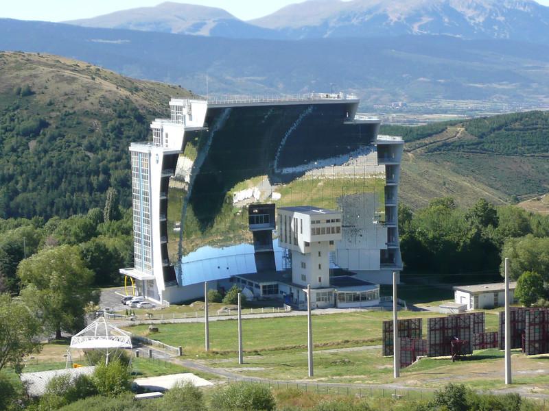 Four solaire du CNRS