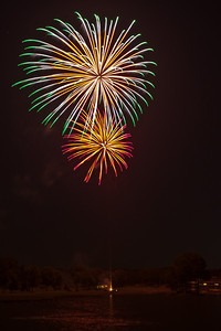 Fourth of July 2010-Pleasant Valley Fireworks-53