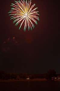 Fourth of July 2010-Pleasant Valley Fireworks-70