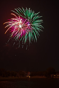 Fourth of July 2010-Pleasant Valley Fireworks-56