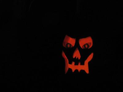 2010 Halloween pumkins