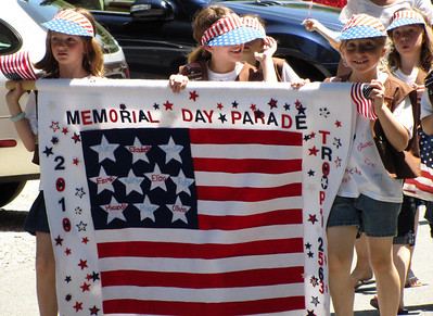2010 South Salem Memorial Day parade