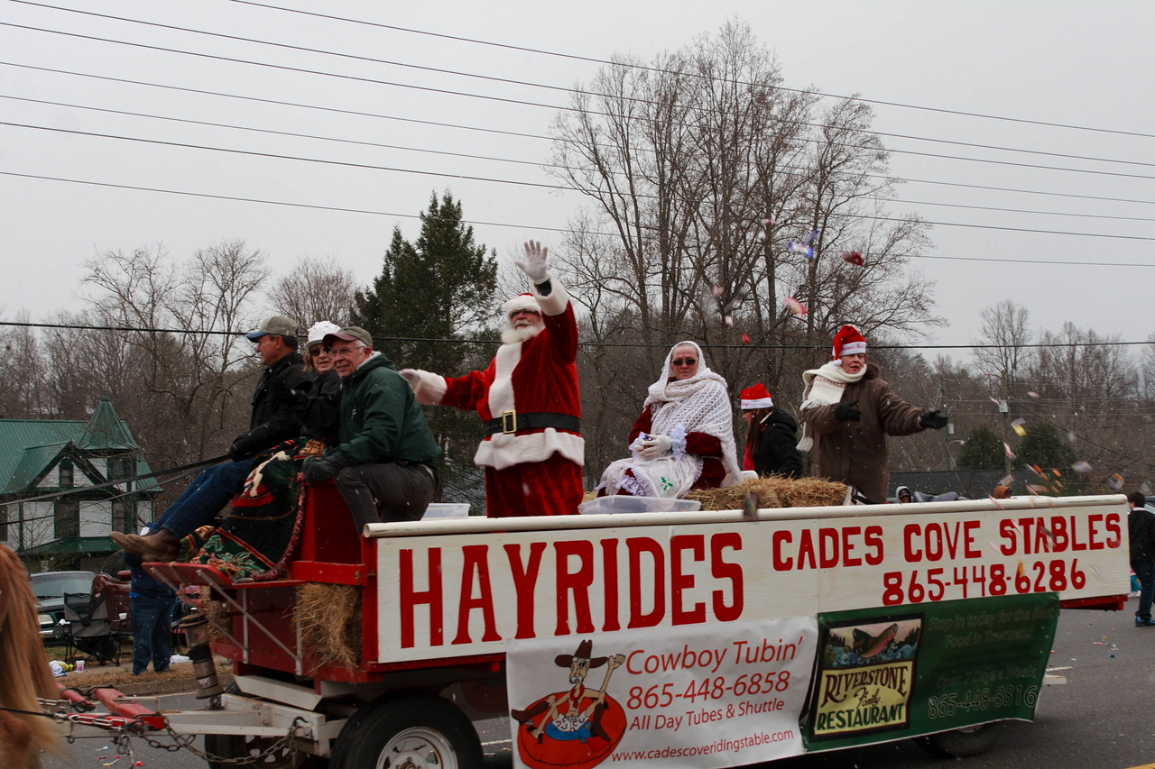 Townsend Christmas Parade 2010-29