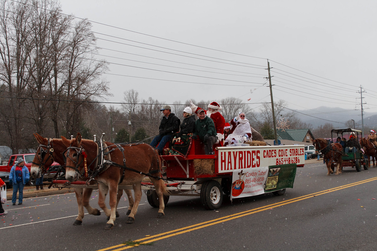 Townsend Christmas Parade 2010-28