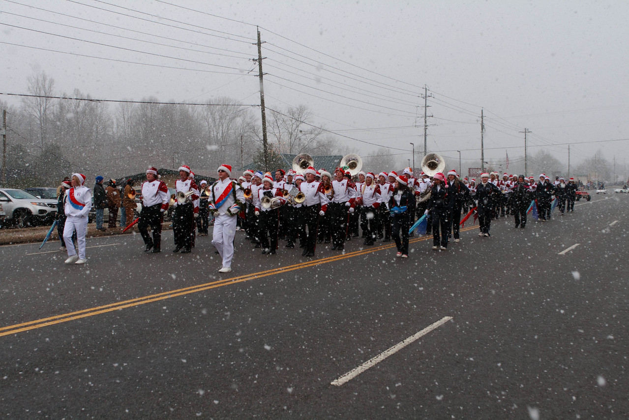 Townsend Christmas Parade 2010-16
