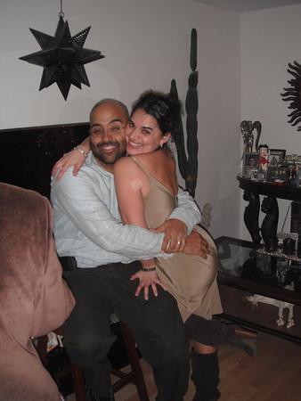 2010-Yvettes Christmas dinner