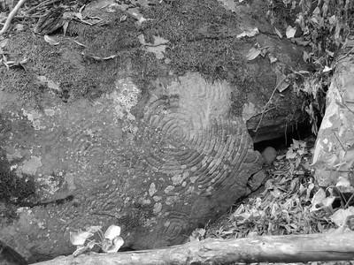 La Zarza rock spiral