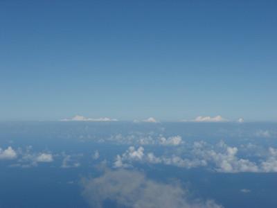 Roque de los Muchachos Clouds