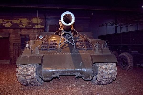 2010-09-10 Duxford Air Museum, Land Warfare