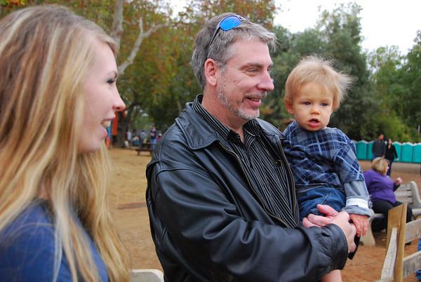 Kayla, Me, and Korbie