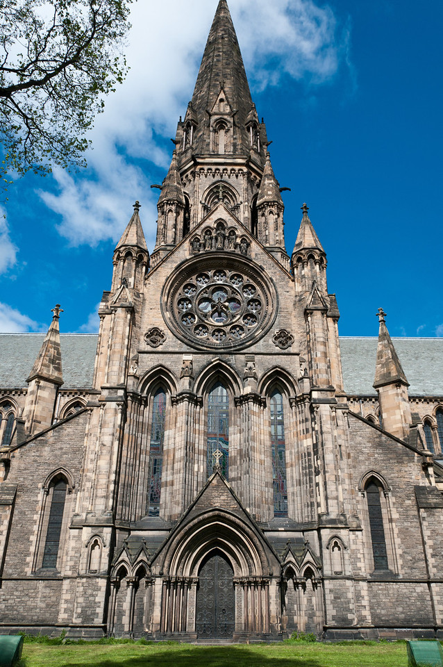 Edinburg, Scotland.