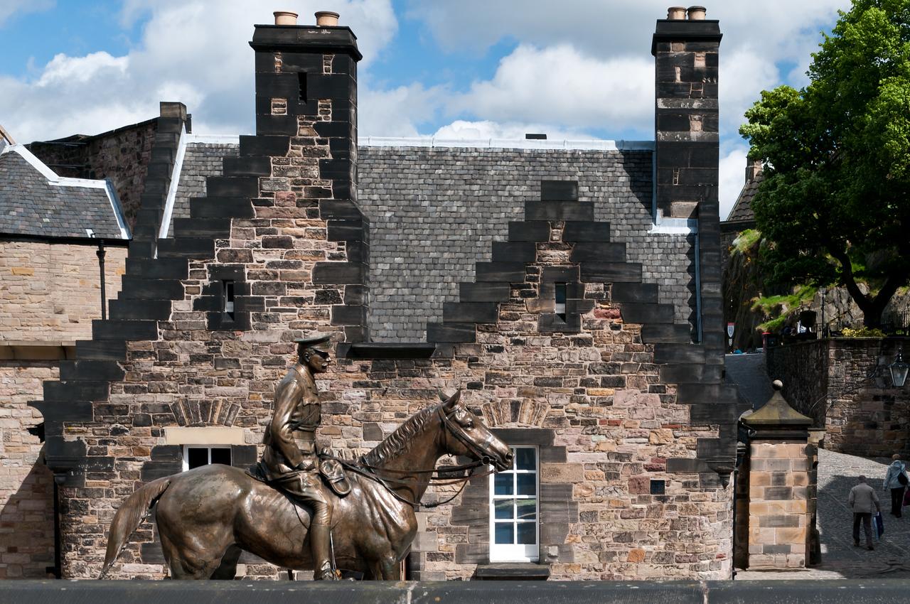 Edinburgh castle. Scotland