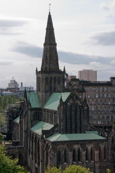 The Cathedral of Glasgow, Glasgow, Scotland.g