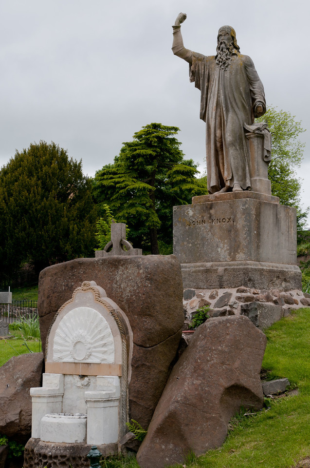 John Knox , Stirling, Scotland.