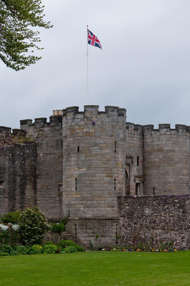 Stirling castle, Stirling, Scotland.