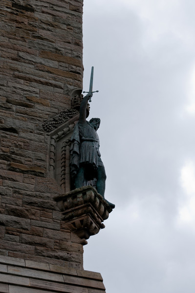 Sir William Wallace, Stirling Scotland.