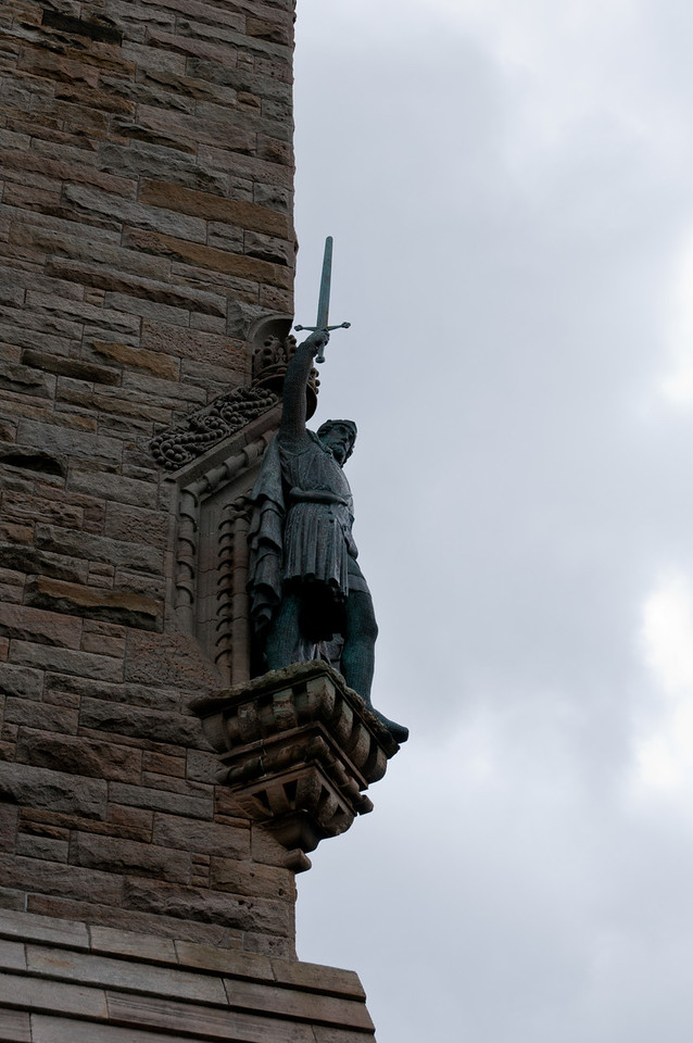 Sir William Wallace, Stirling Scotland.