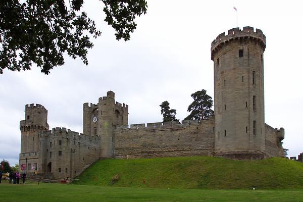 2011-09-08 Warwick Castle