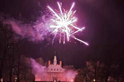 Grand Illumination Fireworks