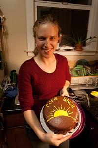 Solstice Cake!