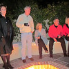 We met with many of our long time friends at the home of Roger and Deni Jeschke to celebrate the season.