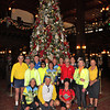 Group at the Del Coronado Xmas tree